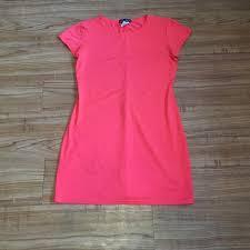 nautica adorable nautical neon pink t shirt dress from sophia u0027s