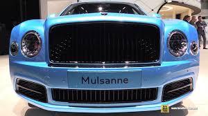 bentley mulsanne blue 2018 bentley mulsanne speed exterior and interior walkaround