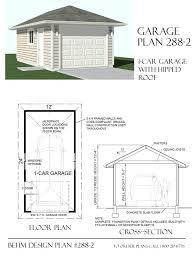 24 x 24 garage plans 24 by 24 garage plans
