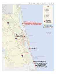 St Augustine Map Festival Information For The 2017 Florida U0027s Birding And Photo Fest
