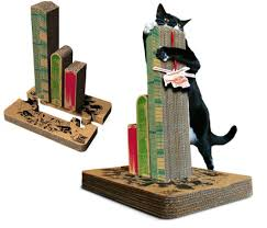 Cool Cat Scratchers 17 Pieces Of Cat Furniture That Are Totally Purrr Fect