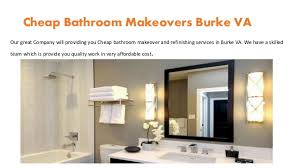 Bathroom Makeover Company - affordable bathroom refinishing companies in burke va