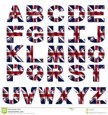 Design A Flag Free British Flag Font Stock Illustration Illustration Of Ripples