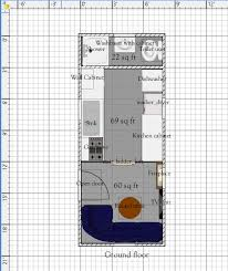 house floor plans free free tiny house floor plans 8 x 20 house plan with install able