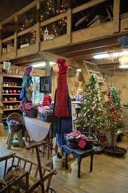 country roads christmas shopping tour in massachusetts