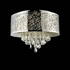 shade modern chandeliers crystal shabby chic antique wrought iron