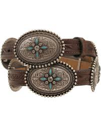 women u0027s ariat belts sheplers