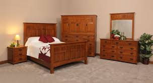 Solid Wood Furniture Stores Near Me Mission Style Queen Bedroom Set Amish Made Furniture Near Me