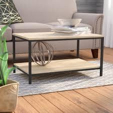 laurel foundry modern farmhouse ermont coffee table u0026 reviews
