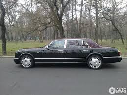 bentley arnage r bentley arnage rl mulliner limousine 23 december 2015 autogespot
