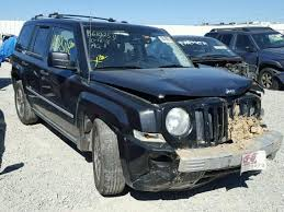 jeep patriot 2009 for sale auto auction ended on vin 1j8ft48bx9d155295 2009 jeep patriot in