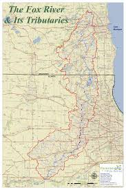 Map Of Illinois And Wisconsin by Friends Of The Fox River Maps Friends Of The Fox River