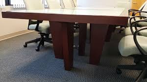 Global Boardroom Tables Pre Owned Conference Tables