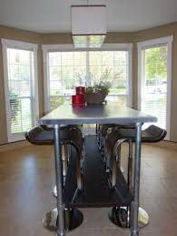 Stainless Kitchen Table by Kitchen Island Table We U0027ve Had This For A Few Years And This Is