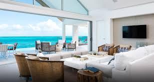 beach enclave luxurious villas in turks and caicos islands
