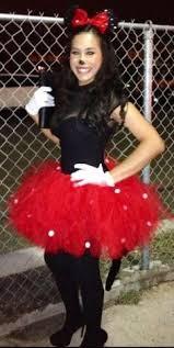 Starbucks Halloween Costume Kids Red Minnie Mouse Girls Costume Tutu Ears Tail Ebay
