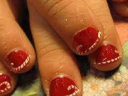 24 cute christmas nail designs related nails