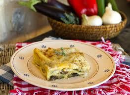 roasted vegetable lasagna u2013 italian food forever
