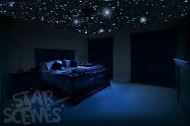 glow in the ceiling home theater ceiling decals glow in the for