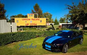 blue mustang grabber blue stripes on 2015 ford mustang gt fastback are a must