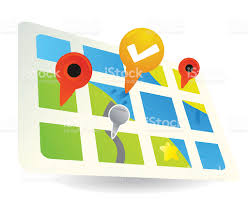 Map Icon Gps Map Icon Stock Vector Art 165623316 Istock