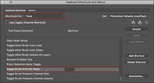 20 brush and painting tool shortcuts in photoshop cc julieanne