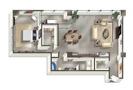 Loft Style Apartment Floor Plans by Downtown Dallas Apartments Mosaic Dallas Floor Plans