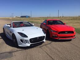 2015 mustang gt reviews the 2016 jaguar f type r vs ford mustang gt review