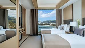 two bedroom suite club ocean view amari phuket