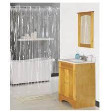 Hookless Vinyl Shower Curtain Hookless Shower Curtain Clear