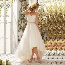 fancy wedding dresses 2017 vestidos de noivas high low wedding