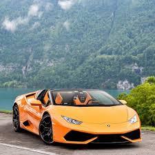 bright orange cars the 25 best lamborghini convertible ideas on pinterest sports