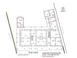 juniper hall u2013 ground floor plan u2013 national trust old estates