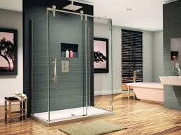 famous silver bathroom shower ideas to build stall shower more