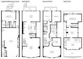 row house floor plans san francisco row house floor plans 1 plans baltimore plan