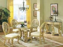 Awesome Formal Round Dining Room Sets Ideas Home Design Ideas - Formal round dining room tables