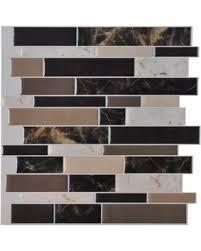 stick on backsplash tiles for kitchen new shopping special art3d 12 x 12 peel and stick backsplash