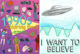 14 coloring books for adults mental floss