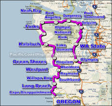 pacific coast highway washington