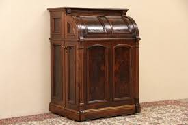 Antique Bedroom Furniture With Marble Top Sold Moore Victorian Antique Quot Office Queen Walnut Cabinet