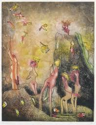 roberto matta composition from requiem pour la fin des temps d5428313g jpg