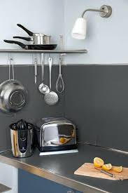 cuisine gris ardoise credence ardoise cuisine peinture teinte gris ardoise gamme