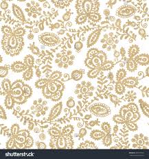 wedding backdrop design vector golden lace vector design vector illustration stock vector