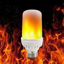 led flame effect fire light bulbs e27 led flame effect fire light bulb with flickering emulation