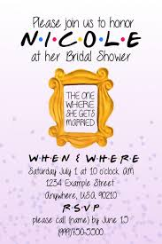 wedding invitations for friends invitation friends themed invitation 2436485 weddbook