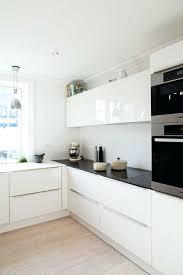 cuisine blanche cuisine blanc laque design mat cuisine blanc laque design cildt org