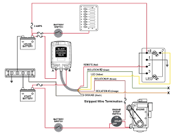 diagram trailer battery isolator wiring diagram