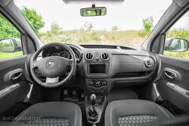 renault dokker 2017 2015 dacia dokker stepway review autoevolution