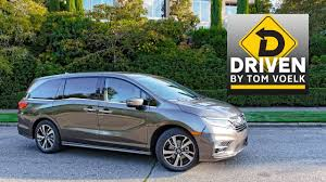 odyssey car reviews and news at carreview 2018 honda odyssey elite car review youtube