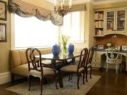 Curved Banquette Kitchen Traditional With Pretty Dining Banquette Convention Newark Traditional Kitchen